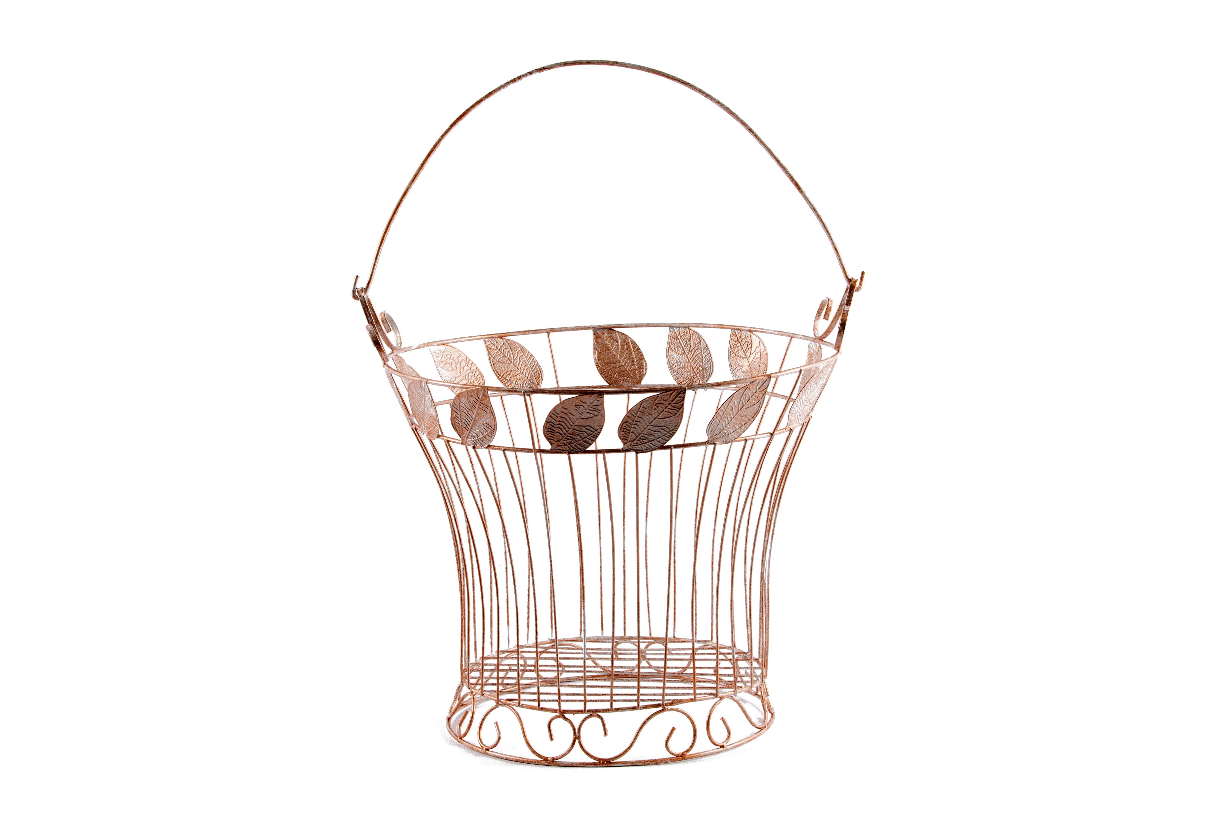 Antique Wire Basket | Antique Wire Basket Click Props