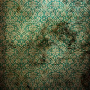 damask green backdrops photo