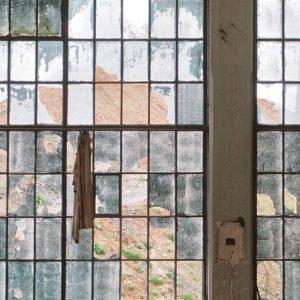 factory windows backdrops photo