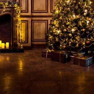 christmas creative backdrops