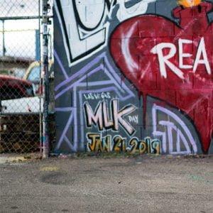 las vegas graffiti backdrops photo
