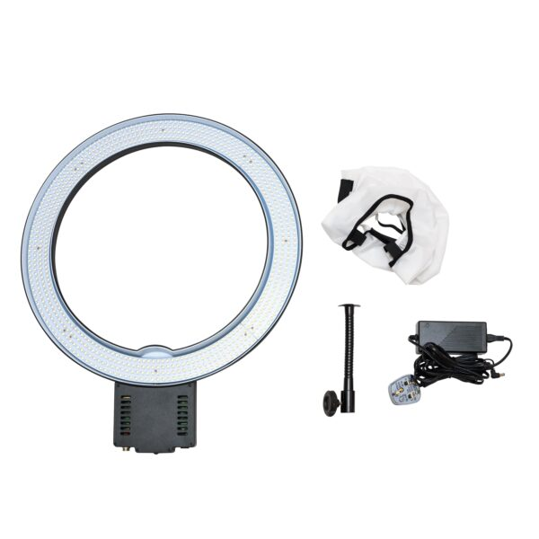 LED light ring prop