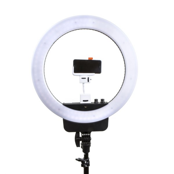 LED Ring Light prop